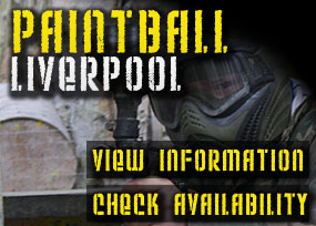 Frontline Paintball site in LShorrocks Hill, Near Liverpool